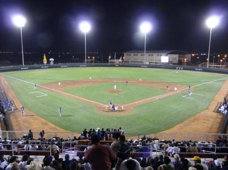 Estadio Nuevo Laredo