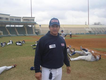 Gerardo Sanchez - Manager