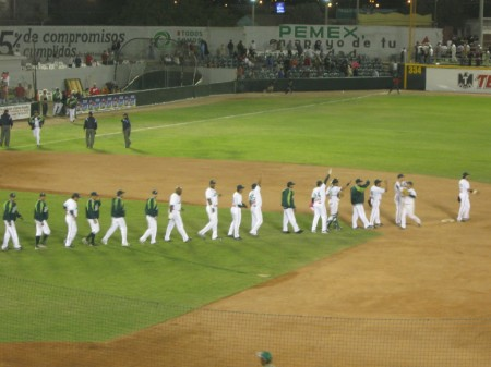 Reynosa celebra sus triunfos en esta serie