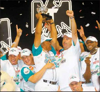 Saraperos Campeon 2009